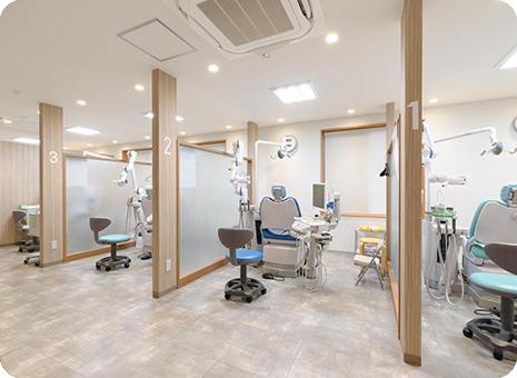 おゆみ野ファミリー歯科photo